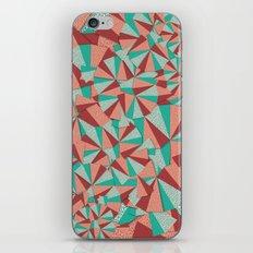 Marsala Pattern iPhone & iPod Skin