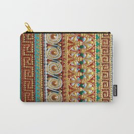 Greek pattern Carry-All Pouch