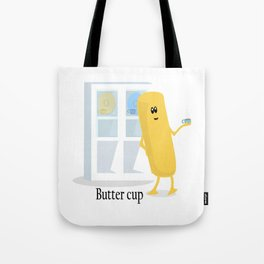 Butter Cup Tote Bag