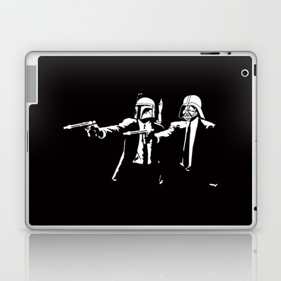 Star Pulp Fiction Laptop & iPad Skin