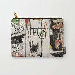 Basquiat Bird Carry-All Pouch