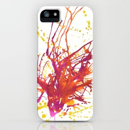 Dancing Fly iPhone Case