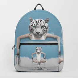 Dreamanimals - White Tiger Backpack