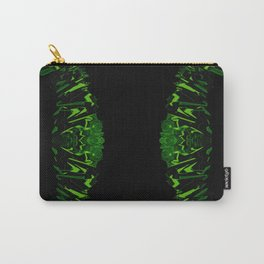 Green Gel Carry-All Pouch