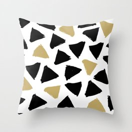 Geometric Pattern 8 Throw Pillow
