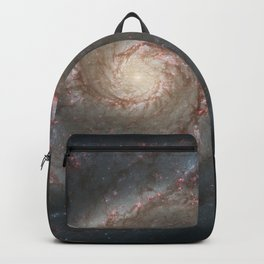 The Whirlpool Galaxy Backpack