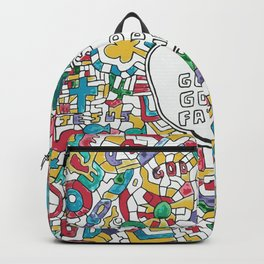 Good Good Father Backpack