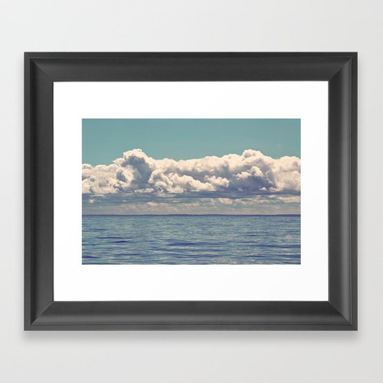 Calms the Soul Framed Art Print