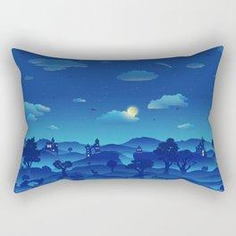 Fairytale Dreamscape Rectangular Pillow