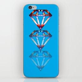 Cosmic Diamond iPhone Skin