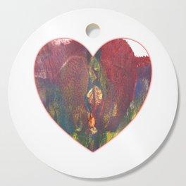 Remedy's Valentine Vajayjay Cutting Board