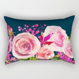 Flowers bouquet 84 Rectangular Pillow