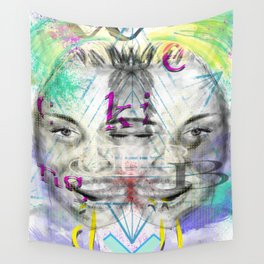 THAT DI$NEY GIRL Wall Tapestry
