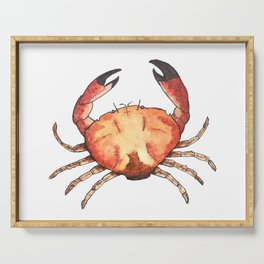 Crab: Fish of Portugal Serving Tray
