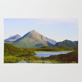 Glen Sligachan and The Cuillin Hills Rug