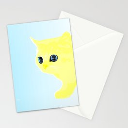 Very Cute Cat Stationery Cards