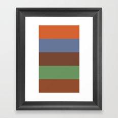 Avenging Framed Art Print