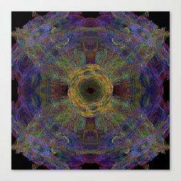 Color Hesh Canvas Print