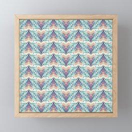 Fish tales 1 Framed Mini Art Print
