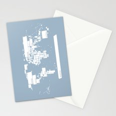 map Stationery Cards