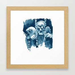 The Marley Brothers Framed Art Print