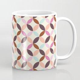 Fun Colorful Abstract Pattern Coffee Mug
