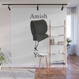 Amish You Wall Mural