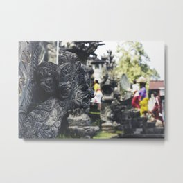 Temple 3000 Metal Print