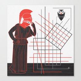 Variance Canvas Print