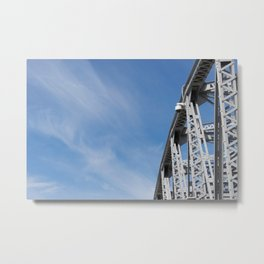 Span of Time Metal Print