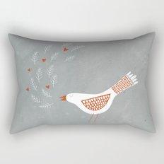 La la la Rectangular Pillow