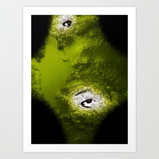 Eye Can See Art Print
