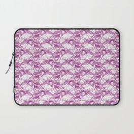 *PURPLE_PATTERN_4 Laptop Sleeve