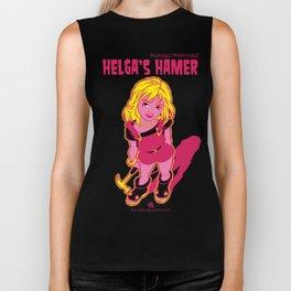 Helga's Hamer Biker Tank