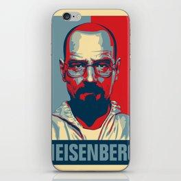 Heisenberg iPhone Skin