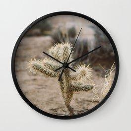 Joshua Tree National Park XVI Wall Clock