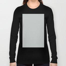 Light Gray Long Sleeve T-shirt
