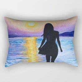 Bewitching Hour Rectangular Pillow