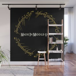Made In MiddleEarth Wall Mural