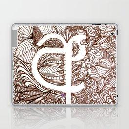 A in Sinhala Laptop & iPad Skin