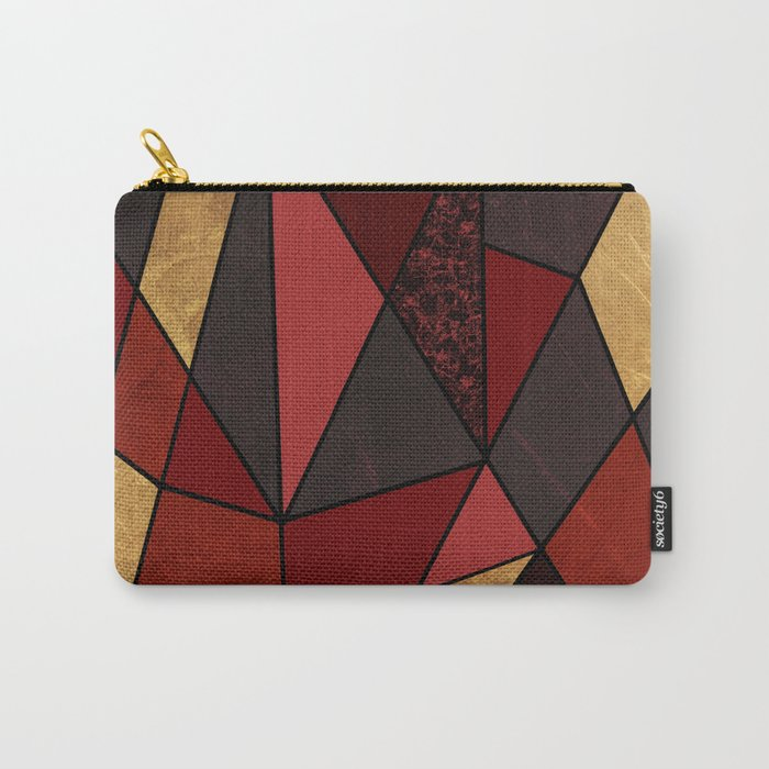 Abstract #467 Carry-All Pouch