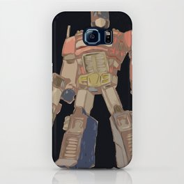 Optimus Black iPhone Case