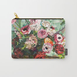 Tin Can Studio Floral 2 Carry-All Pouch