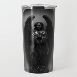 Stone Angel Travel Mug