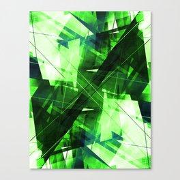 Elemental - Geometric Abstract Art Canvas Print