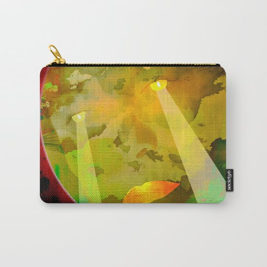 Moon Power / Portrait 24-09-16 Carry-All Pouch