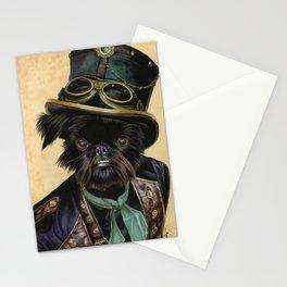 Sir Cornelius Kirby (steampunk) Stationery Cards