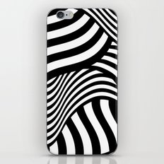 Razzle Dazzle II iPhone & iPod Skin