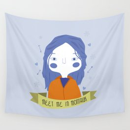 Clementine Wall Tapestry
