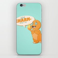 You CHARMander me iPhone Skin